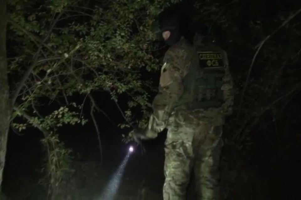 Видео задержания террористов в Волгограде публикует ФСБ. Фото: скрин видео