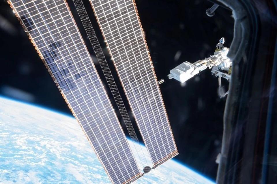 Утечку воздуха на МКС выявили с помощью пакетика чая