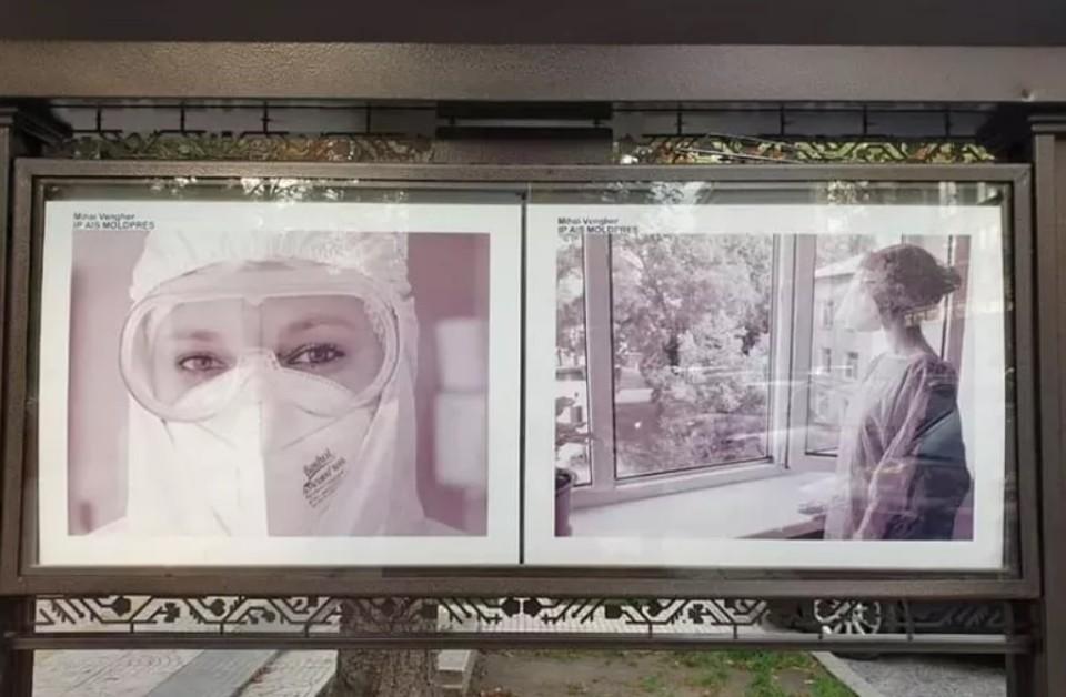 Выставка впечатляет и заставляет задуматься. Фото: noi.md