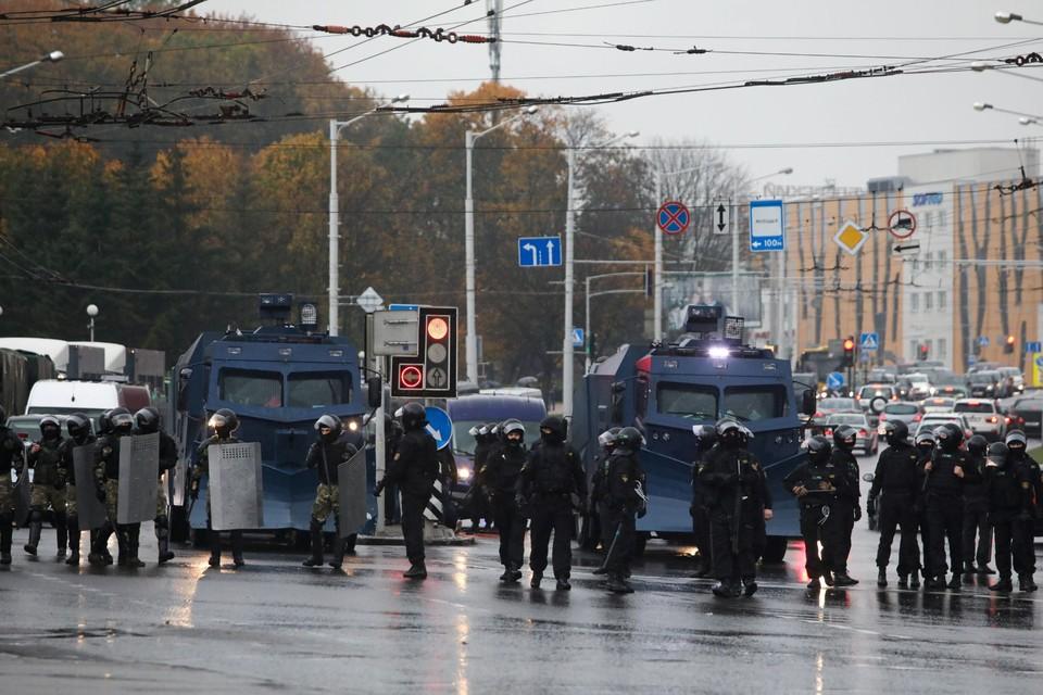 Мы собрали последние новости о протестах в Белоруссии на 16 октября 2020 года