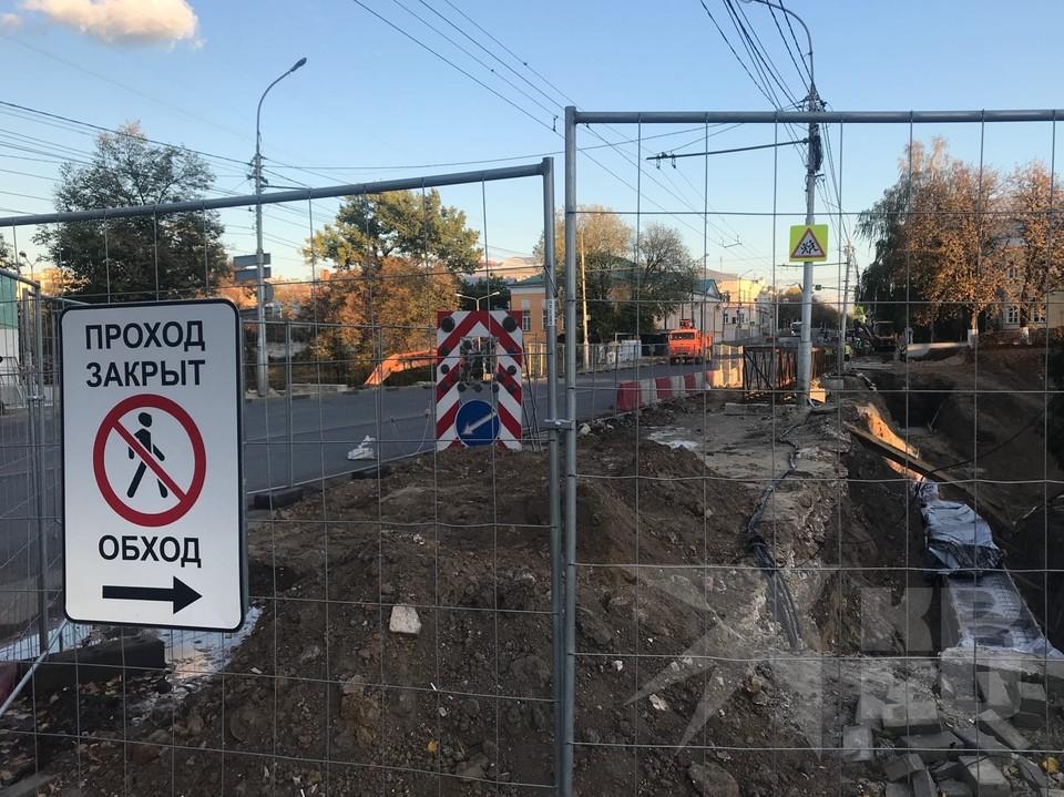 Археологов подключили к реконструкции моста на улице Ленина.