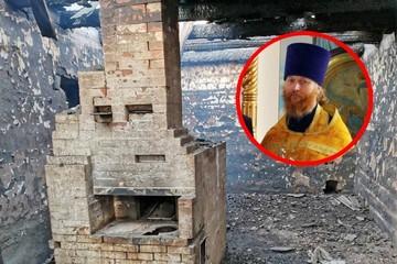 «Животные могут замерзнуть». У мецената, который восстанавливает храмы в Пермском крае, сгорела ферма
