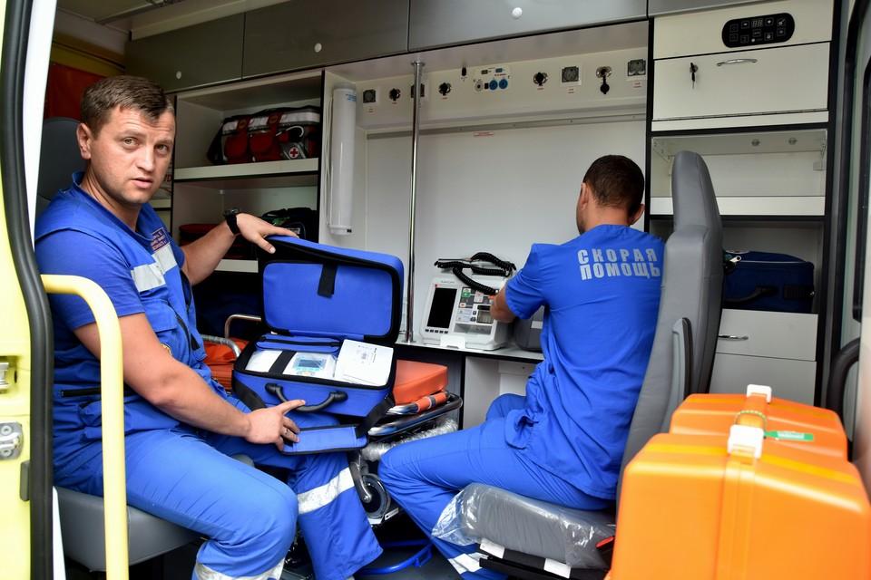 В Крыму больше 200 врачей получили миллион рублей.