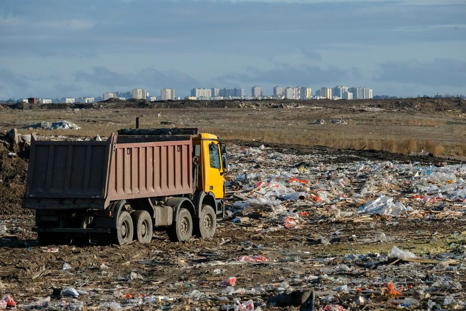 Ленобласть выступает против сжигания любых отходов
