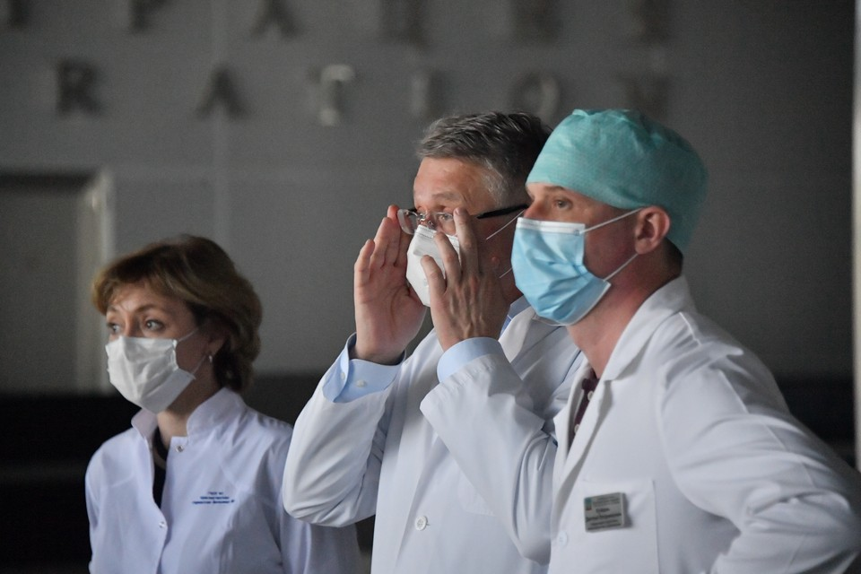 Число выздоровевших после коронавируса в Москве за сутки выросло на 2 001.