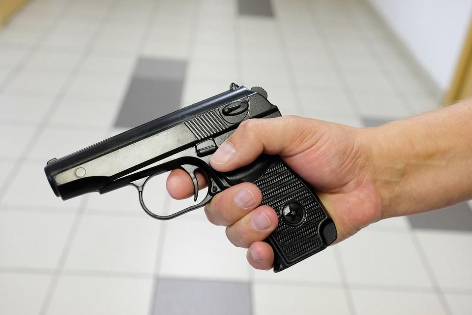 Полиция нашла квартирного вора, угрожавшего ребенку пистолетом.
