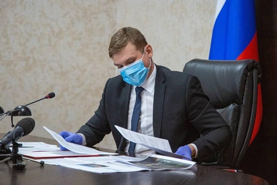 Валентин Коновалов сообщил о своем диагнозе Фото: соцсети