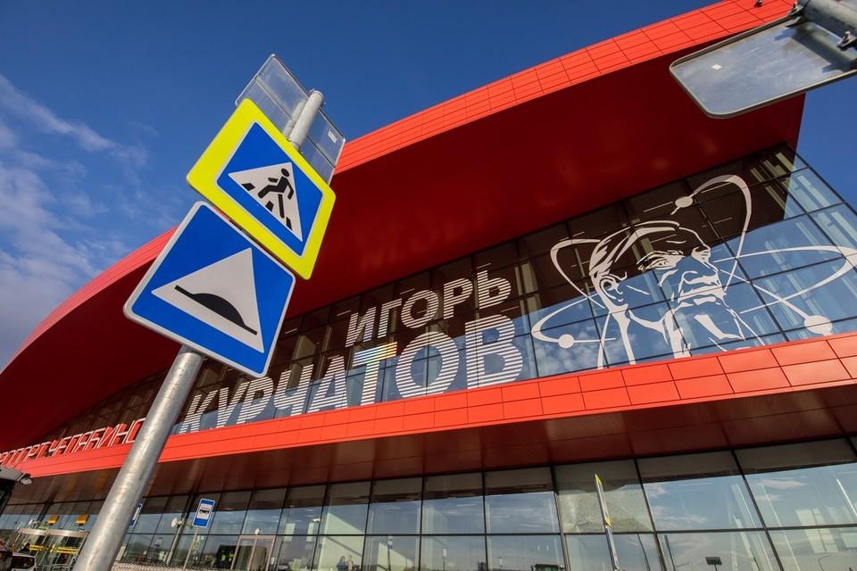Сегодня отменили рейс Челябинск-Москва