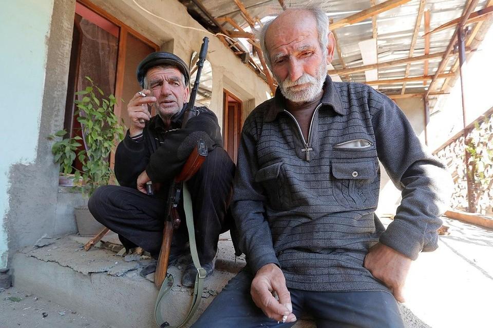 Армения и Азербайджан договорились о гуманитарном перемирии
