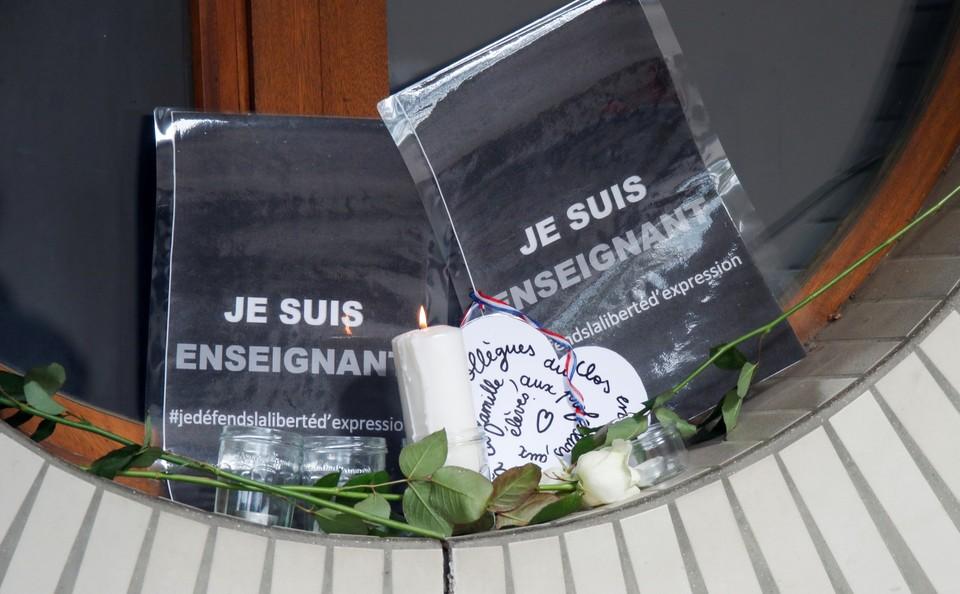 Убийца школьного учителя во Франции имел статус беженца