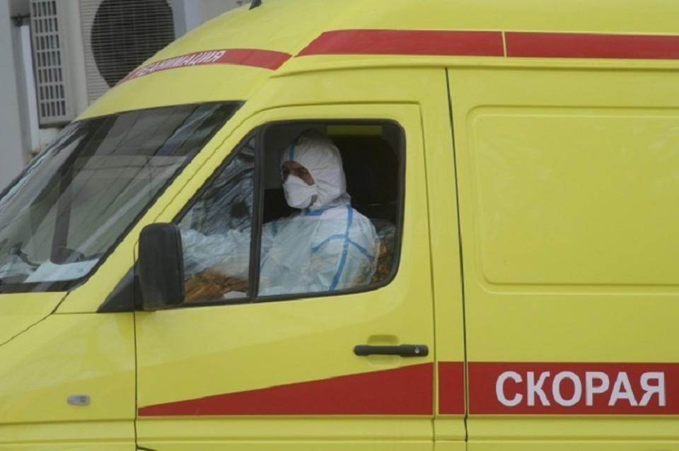 Общее количество зафиксированных в регионе случаев новой коронавирусной инфекции составляет 32 663