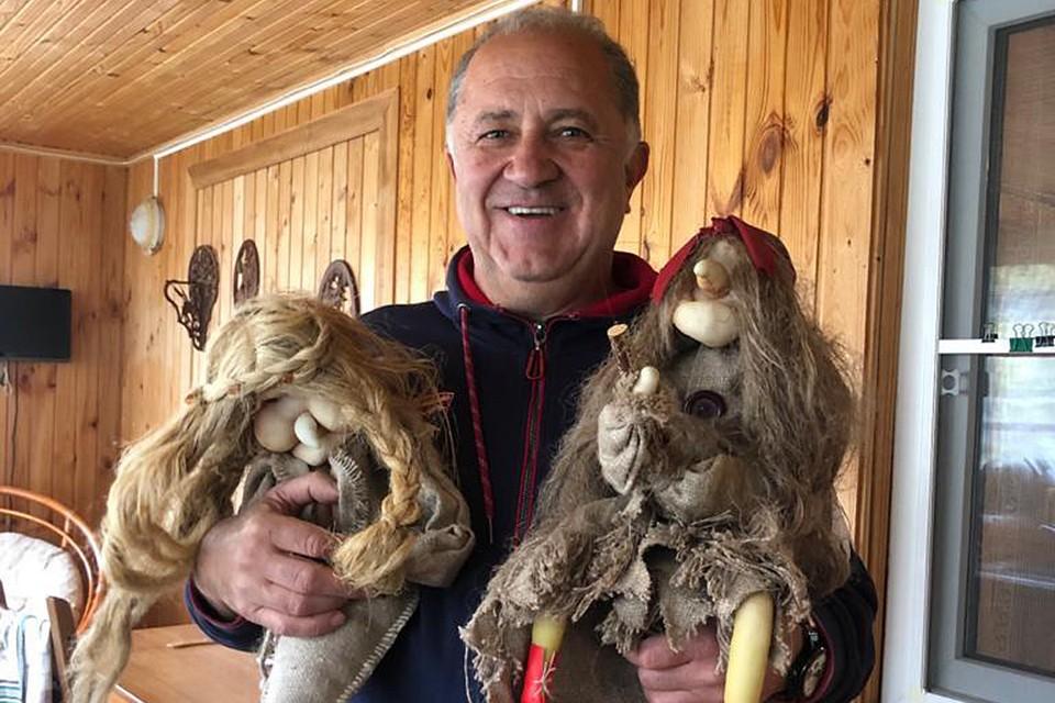Тур по Европе и России со спектаклями у Владимира Стержакова отменился. Сейчас артист живет на одну пенсию. Фото — Анна Ломанова