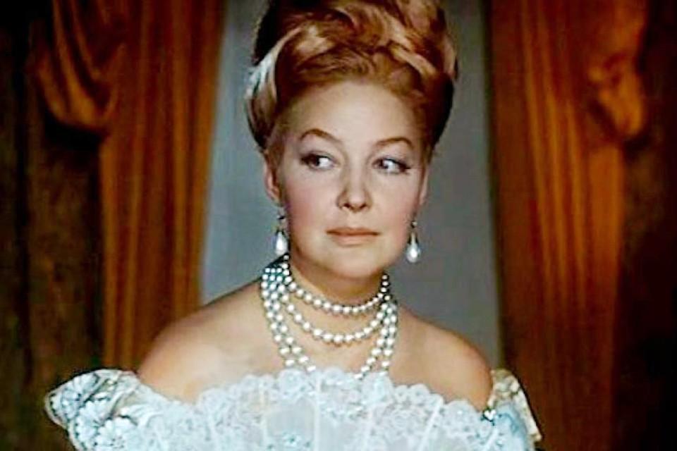 За свою карьеру Ирина Скобцева сыграла более чем в 60 фильмах