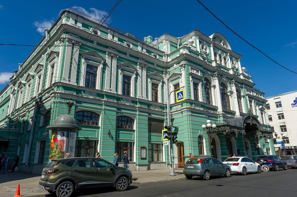 БДТ отменил спектакли из-за коронавируса у артистов театра в Санкт-Петербурге