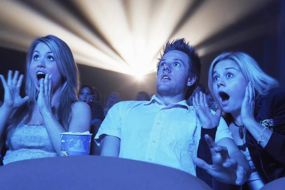 Психолог объяснила, зачем люди смотрят фильмы ужасов