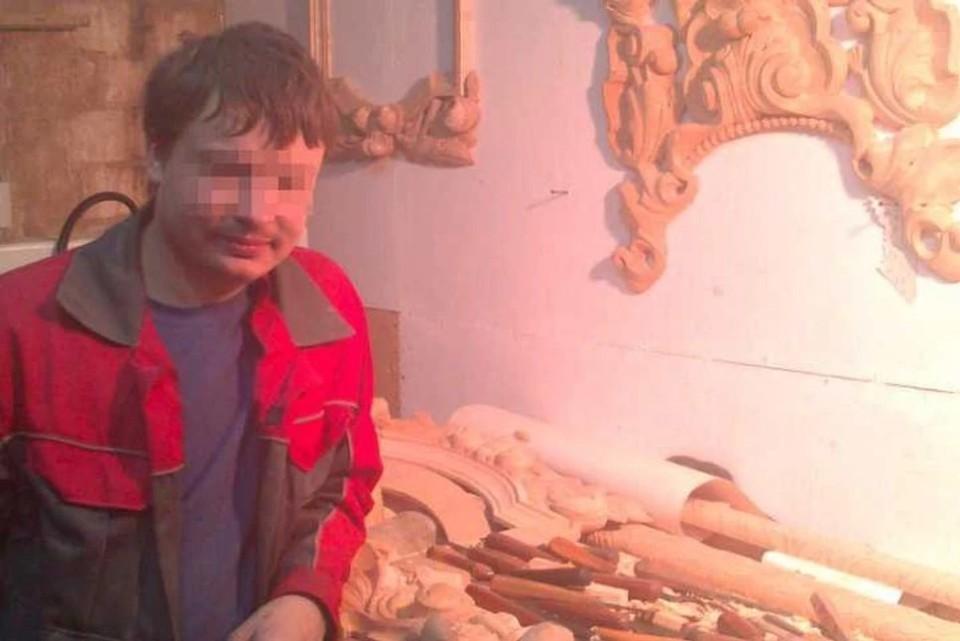 Останки Виктора нашли в овраге