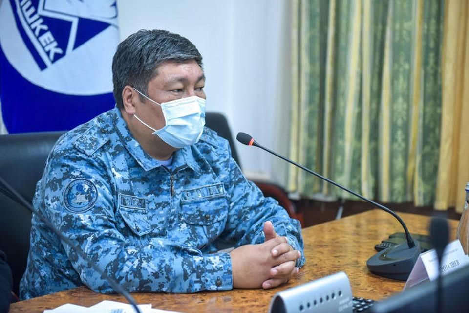 Алмаза Орозалиева уволили с должности замминистра МВД.