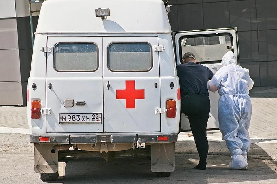 С начала пандемии в ДНР всего было выявлено 5509 случая заражения COVID-19