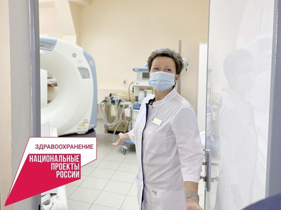 За последние несколько лет материально-техническая база больницы заметно улучшилась. Фото: предоставлено собеседником издания.