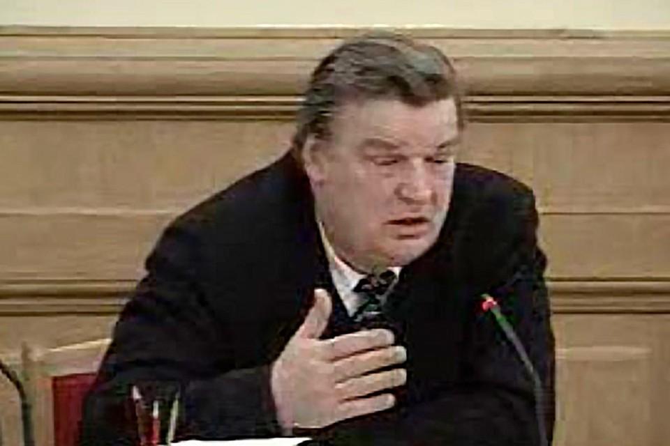 Борис Никольский был замом Юрия Лужкова