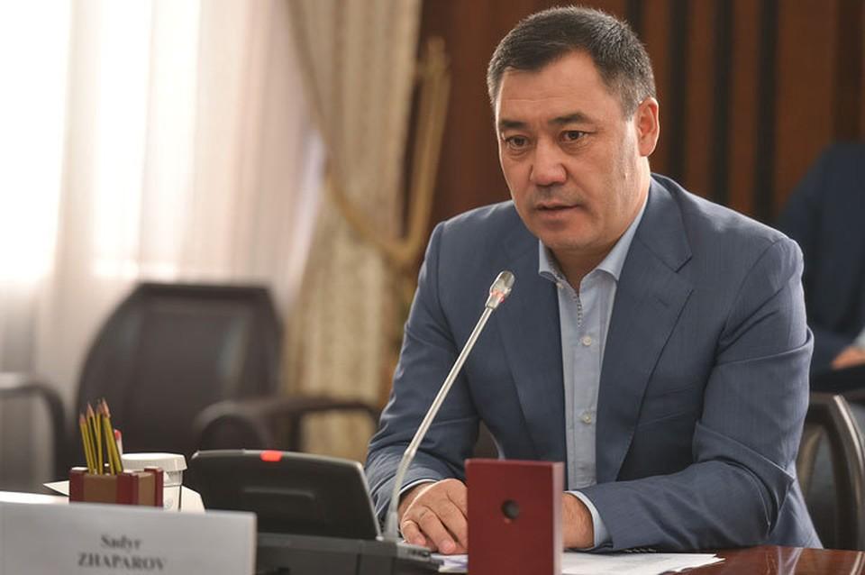 Садыр Жапаров - коррупционерам: Верните деньги государству!