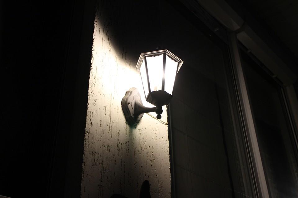 Свет пропадет на несколько часов.