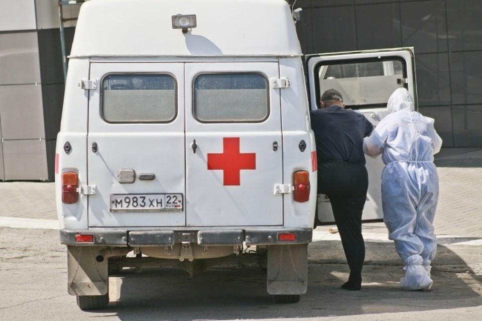Симферополь продолжает возглавлять рейтинг по количеству заболевших COVID-19.