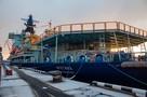 Михаил Мишустин об атомном ледоколе «Арктика»: «Это произведение искусства»