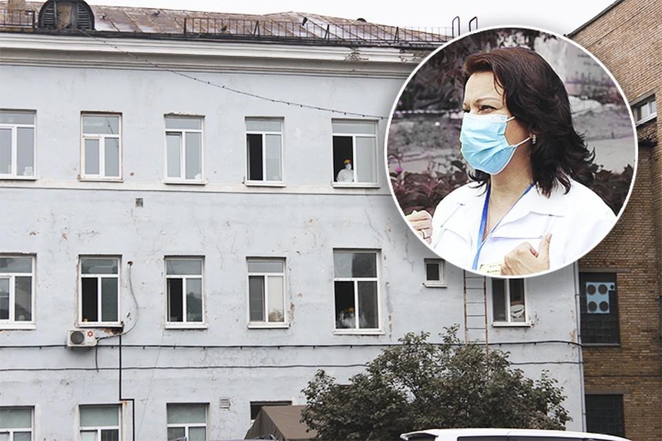 «У нас военное положение, и война не закончена»: врачи госпиталей рассказали об агрессивной форме второй волны коронавируса в Приморье