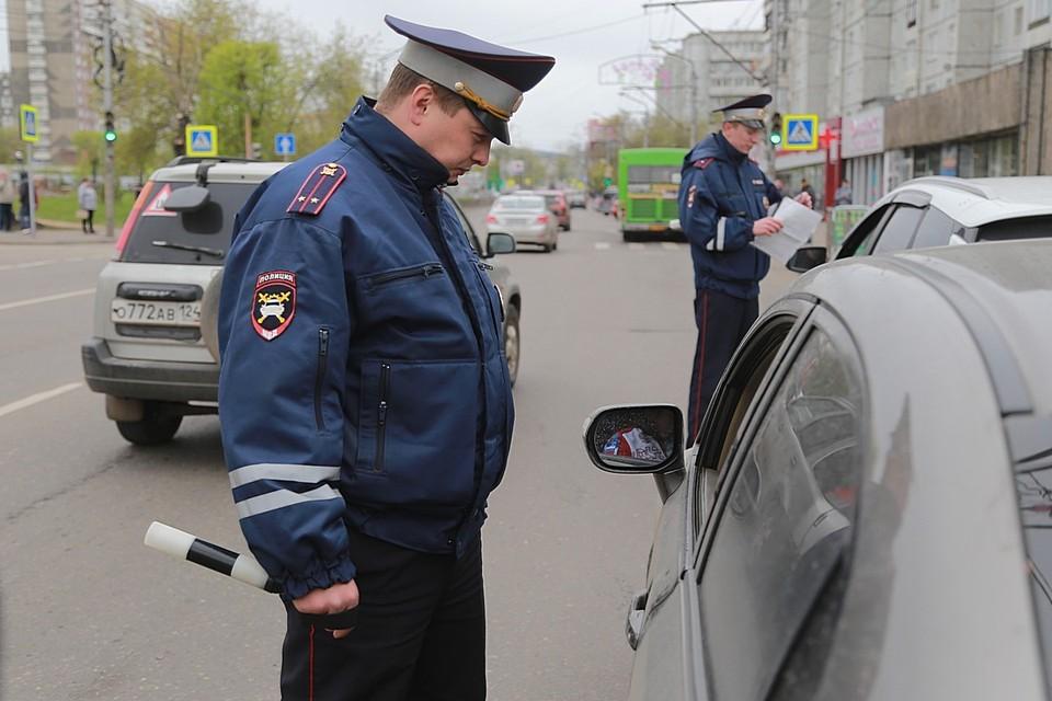 Шел на антирекорд: житель Красноярска накопил 116 автоштрафов на 128 тысяч рублей