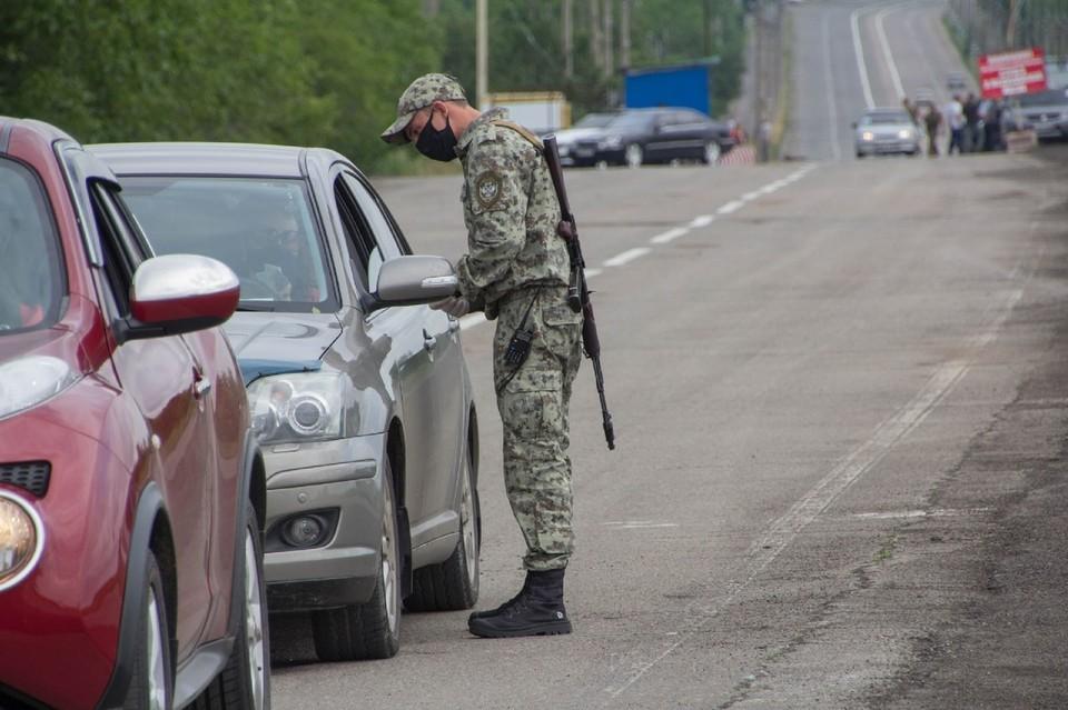 В Донбассе КПВВ «Еленовка» откроется 23 октября