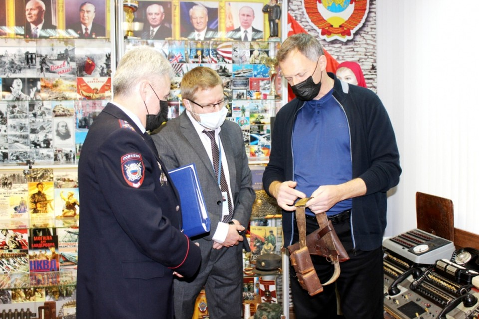 Фото: УМВД России по городу Пскову