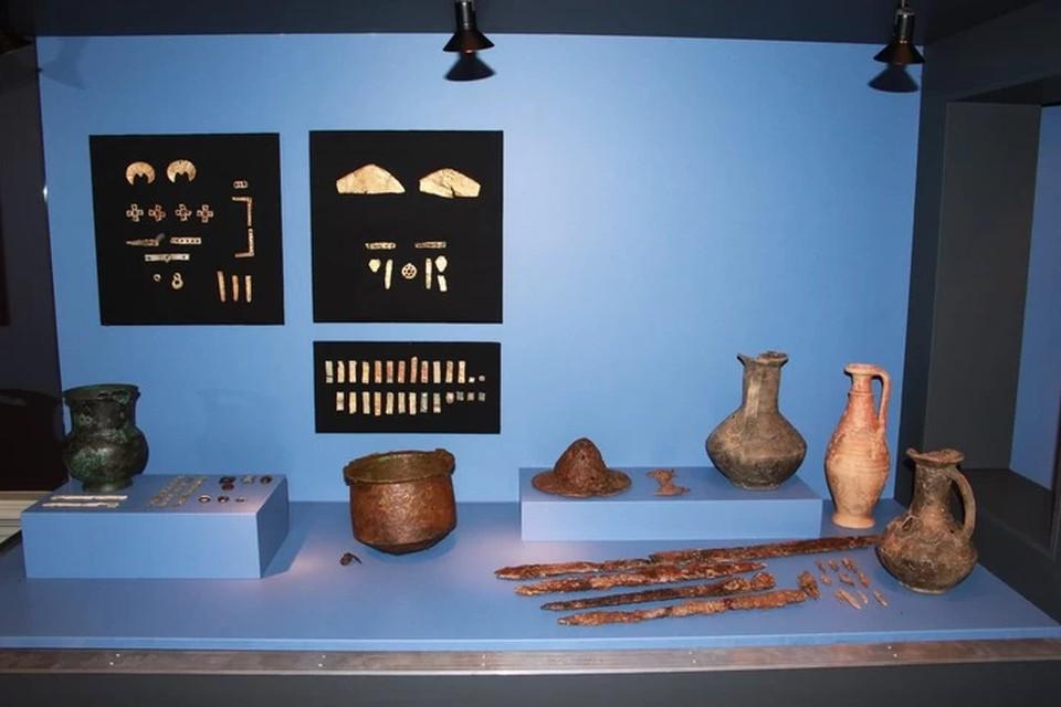 За 10 лет археологи нашли сотни древних артефактов. Фото: Институт археологии Крыма РАН