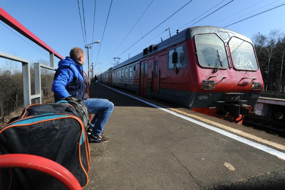 Два месяца фирменный поезд до Новосибирска ходить не будет.