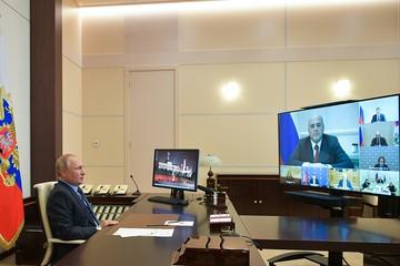 Путин еще раз напомнил, что локдаун России не нужен