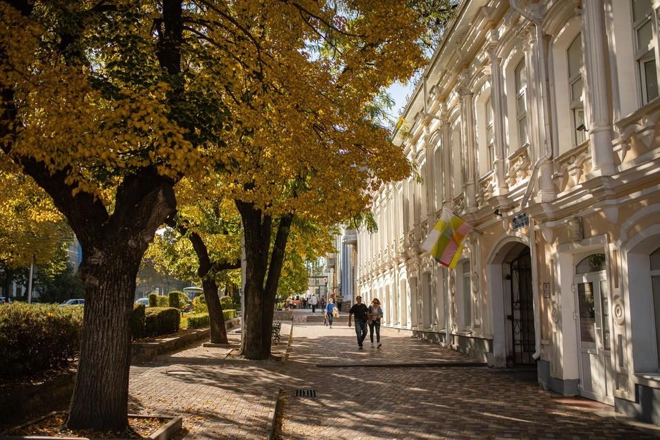 Жаркие осенние деньки ожидают жителей Ставрополья