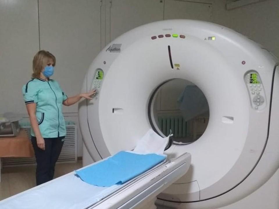 В Сарапуле появится новый компьютерный томограф Фото: https://vk.com/a.brechalov