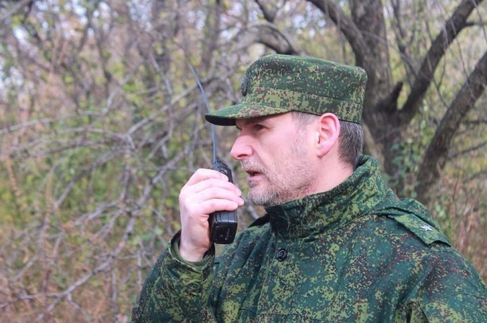 Из Москвы в Донбасс он приехал добровольцем в самом начале войны