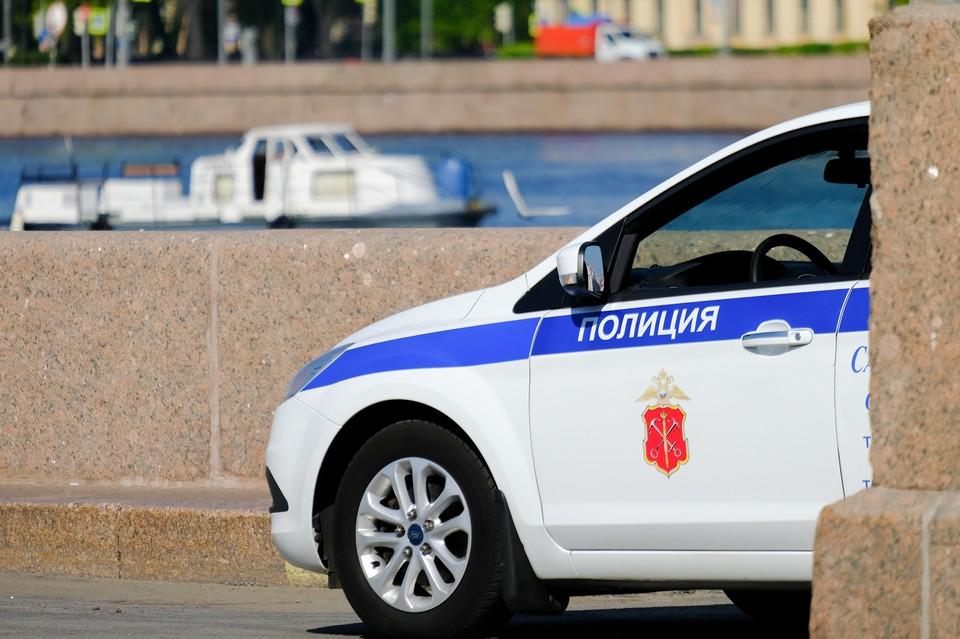 Полицейские уже задержали предполагаемого грабителя