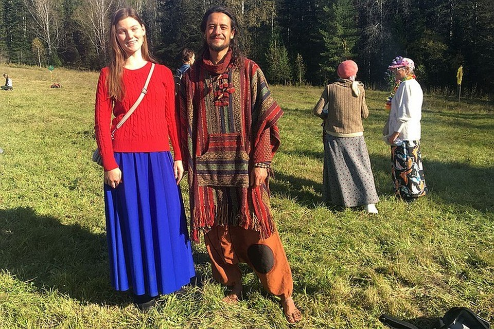 На первый взгляд, в сибирской секте Виссариона все счастливы