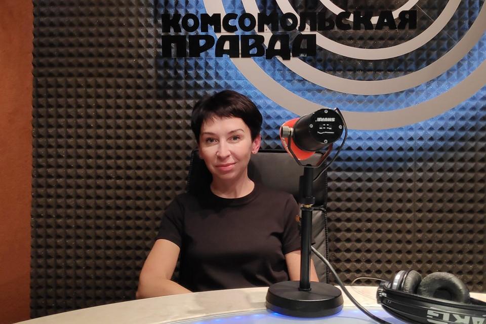 Ольга Викторовна Баева.