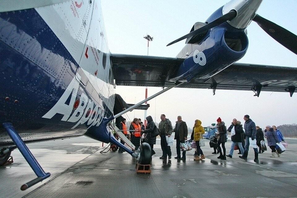 Малая авиация Приморья переведена на зимний режим работы