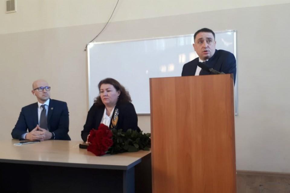 В Хабаровском университете экономики и права новый ректор