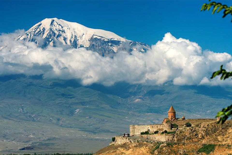 По мирному договору с Ататюрком Ленин отдал гору Арарат Турции. Фото: MrAndrew47/Wikimedia Commons