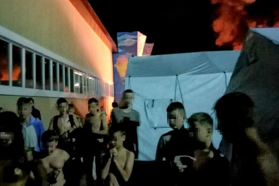 Дело о гибели детей в палаточном лагере «Холдоми» вскоре отправится в суд для дальнейшего рассмотрения
