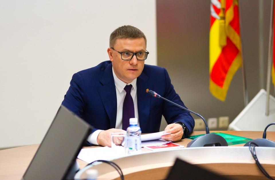 Инициативы Алексея Текслера по поддержке экономики регионов одобрены главой государства. Фото: gubernator74.ru