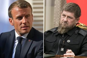 «Ты провоцируешь терроризм»: Кадыров предупредил Макрона о последствиях «издевательства над религией»