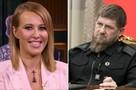 «Средневековое понимание»: Собчак ответила Кадырову на критику Макрона