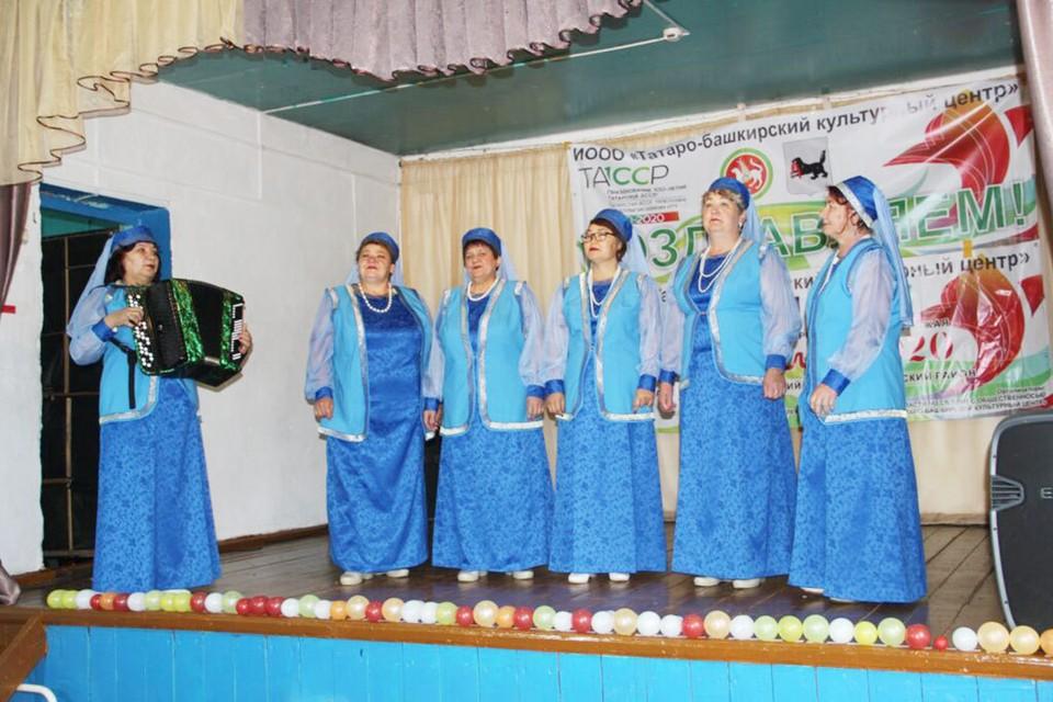 В канун 4 ноября жителей региона поздравил Татаро-Башкирский культурный центр