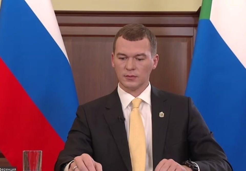 Михаил Дегтярев назвал приоритетную проблему Хабаровского края